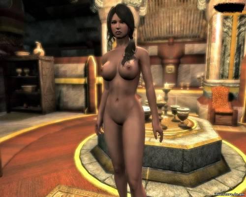 CBBE тела для девушек - это эротический мод на новые тела девушек для игры